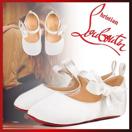 many fashionable factory authentic 100% authentic Shop Christian Louboutin 2019-20AW Baby Girl Shoes (1190716WH19 ...