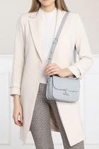 CELINE Triomphe Casual Style Plain Leather Office Style Elegant Style