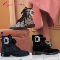 Roger Vivier Zigzag Ankle & Booties Boots