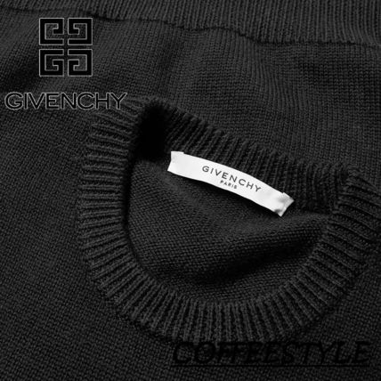 GIVENCHY Sweaters Logo Luxury Sweaters 2