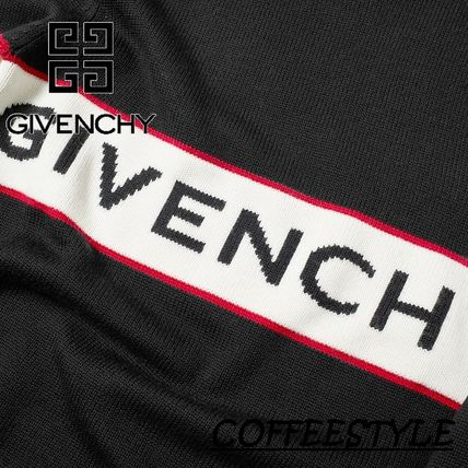 GIVENCHY Sweaters Logo Luxury Sweaters 3
