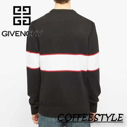 GIVENCHY Sweaters Logo Luxury Sweaters 5