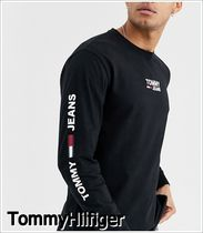 Tommy Hilfiger Street Style Long Sleeves Long Sleeve T-Shirts