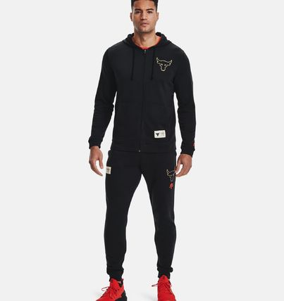 UNDER ARMOUR Blended Fabrics Street Style Collaboration Oversized Co-ord