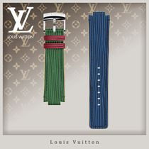 Louis Vuitton EPI Blended Fabrics Street Style Watches Watches