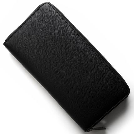 Plain Long Wallet  Logo Long Wallets