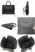Coach PVC Clothing Business & Briefcases