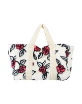 Manoush Flower Patterns A4 Totes