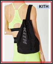 KITH NYC Casual Style Street Style Plain Purses Shoulder Bags