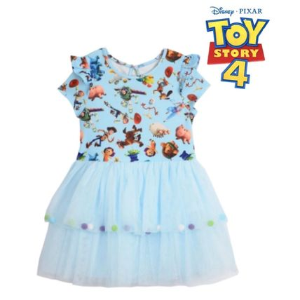 Blended Fabrics Collaboration Baby Girl Dresses & Rompers