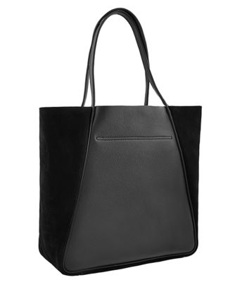 Casual Style Unisex Suede A4 Plain Leather Office Style