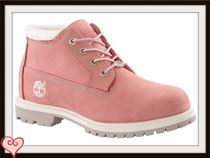 Timberland Leather Elegant Style Boots Boots