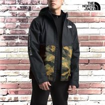THE NORTH FACE MEN'S MILLERTON CAMOUFLAGE JACKET