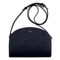 A.P.C. Street Style Leather Shoulder Bags