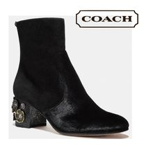 Coach Ankle & Booties Boots