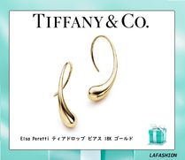 Tiffany & Co Casual Style Collaboration Party Style 18K Gold Office Style