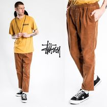 STUSSY Slax Pants Other Check Patterns Slacks Pants
