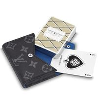 Louis Vuitton Playing Cards And Pouch Arsène