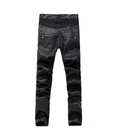 URKOOL More Jeans Faux Fur Jeans 3
