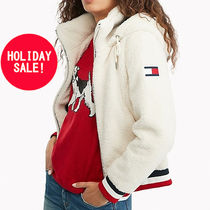 Tommy Hilfiger Casual Style Plain Jackets