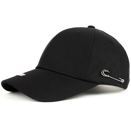 MACK BARRY SIDE STITCH CURVE CAP