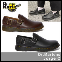 Dr Martens Unisex Street Style Leather Oxfords