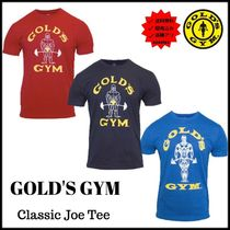 GOLD'S GYM Collaboration Activewear Tops