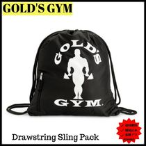 GOLD'S GYM Unisex Activewear Bags