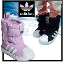 adidas SUPERSTAR Unisex Kids Girl Boots