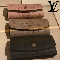Louis Vuitton MAHINA Leather Keychains & Bag Charms