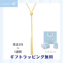 4℃ Casual Style Chain Silver Office Style Elegant Style Fine