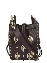 Isabel Marant RADJA Casual Style Street Style Shoulder Bags