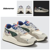 ADERERROR Street Style Collaboration Low-Top Sneakers