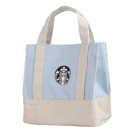 Casual Style Unisex Canvas Totes