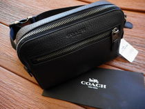 Coach 2WAY Crossbody Bag Small Shoulder Bag Logo Belt Bags