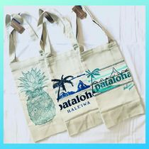 Patagonia Tropical Patterns Unisex Totes