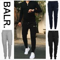 BALR Sweat Street Style Plain Pants