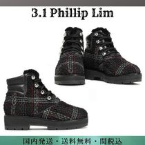 3.1 Phillip Lim Other Check Patterns Boots Boots
