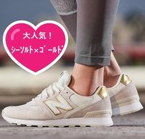 New Balance 996 Casual Style Unisex Street Style Logo Low-Top Sneakers
