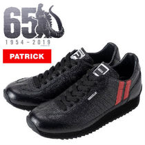 PATRICK Unisex Street Style Collaboration Low-Top Sneakers