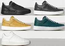 BOTTEGA VENETA Street Style Plain Leather Sneakers