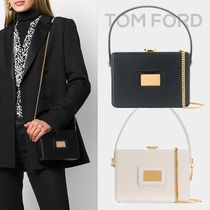 TOM FORD 2WAY Chain Plain Elegant Style Shoulder Bags