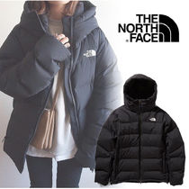 THE NORTH FACE Casual Style Unisex Nylon Street Style Plain Logo Outerwear