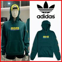 adidas Unisex Long Sleeves Hoodies
