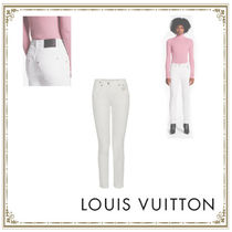Louis Vuitton Casual Style Plain Long Party Style Office Style