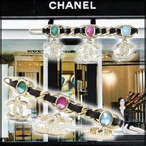 CHANEL 2020 CRUISE HAIR ACCESSORY gold more hair accessories