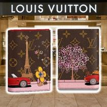 Louis Vuitton MONOGRAM 2019-20AW MONOGRAM PASSPORT COVER brown morewallets&cases