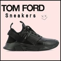 TOM FORD Street Style Leather Sneakers