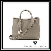 Aspinal of London Casual Style Leather Totes