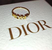 Christian Dior DIOREVOLUTION With Jewels Rings